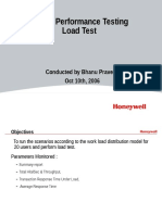 1PDMS PerformanceLoadTest 20Users MixedMode Report Oct11th 2006