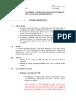 Intellectual Property Enforcement TPP