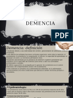 Demencia