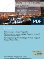 Lagos as a Megacity in Africa