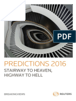 Reuters Prediction 2016