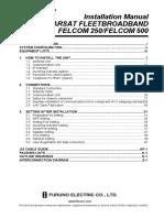 FURUNO  FELCOM250_500