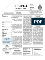 Boletin Oficial 08-04-10 - Segunda Seccion