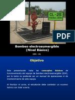 Bes - BOMBEO BOMBA ELECTRO