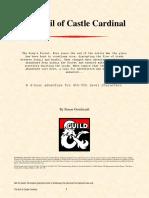The Evil of Castle Cardinal