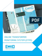 Online Transformer Monitoring System