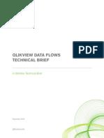 Technical Brief QlikView Data Flows En