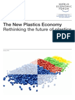 WEF the New Plastics Economy