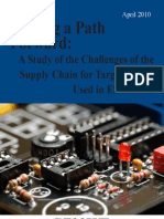 Tracing a Path Forward - A Study of the Challenges of the Supply Chain for Target Metals Used in Electronics_FINAL
