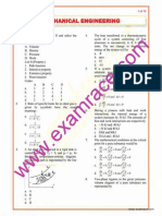 Mechanical Engineering Objective Questions Part 6