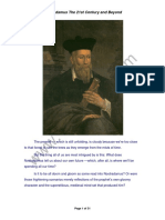 Nostradamus the 21 Stcentury and Beyond