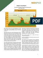 Pepper Crop Report 2014