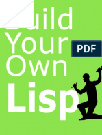 Build Your Own Lisp