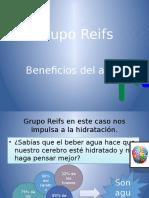 Grupo Reifs | Beneficios Del Agua
