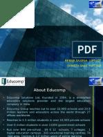 Business Model of Educomp