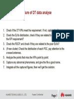 17 Procedure of DT Data Analyse