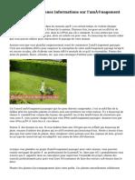 Découvrir les bonnes informations sur l'aménagement paysager