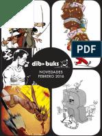 Dibbuks Febrero 2016