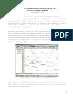 González - Exportar de ACAD a GPS