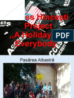 A Holiday for Everybody project