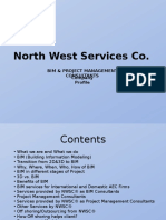 North West Services Co. - BIM & Project Management Consultants