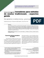 6 Estrategias Inovadoras Para Metodos de Ensino Tradicionais Aspectos Gerais