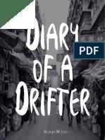 ananya diary of a drifter photobook