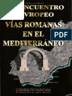 Las Vías Romanas por tierras valencianas