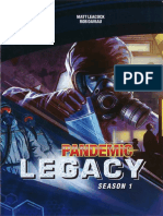 Pandemic Legacy Rules - English - No Spoilers