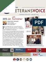 Veterans Voice January 2016