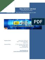 Quarterly Report [Company Update]
