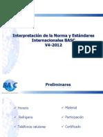 Interpretacion de La Norma Version 04 - 2012 (2015)