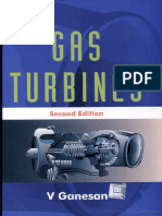 Gas Turbines by v Ganesnan