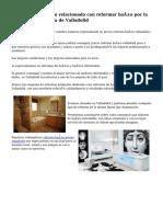 Interesante negocio relacionado con reformar baño por la zona de la provincia de Valladolid