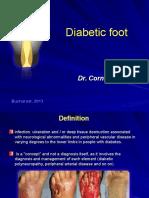 Piciorul Diabetic Engleza