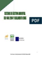Curso Sistemas de Gestion Ambiental Iso 1400 y Reglamento Emas