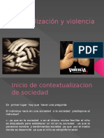 Sociología, Antropología y Violencia