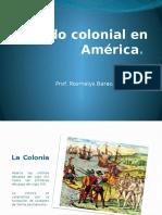 Periodo Colonial en América
