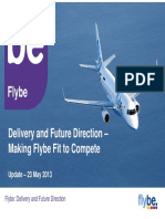 Flybe Fit to Compete May 2013