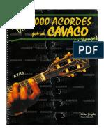 Dicionario 2000 Acordes Mario Serghio
