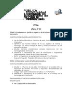 Tarea 3, Temas 2 y 3 (Ética e Informática)