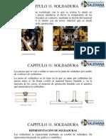 CAPITULO 11 SOLDADURA
