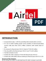 Airtel VRIO & SWOT Analysis
