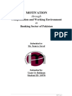 motivation research term paper