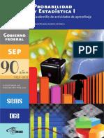 Probabilidad Y Estadistica-I EMSAD