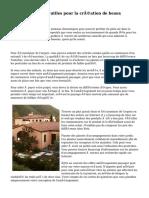 Recommandations utiles pour la création de beaux paysages maison !