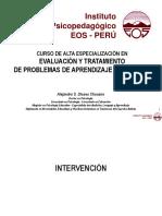Tartamudez. Intervencón (1)