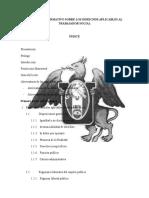 Indice Compendio Normativo Apliable a Trabajadora Social