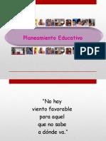 Presentacion de Planeamiento CLASE 1