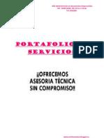 Port a Folio de Servicios Asesorias Ade